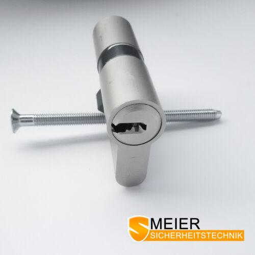 Sicherheitszylinder 45//45 Doppelzylinder Schliesszylinder VS BASI BM