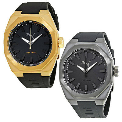 Puma Victory Sports Black Dial Mens Watch - Choose color