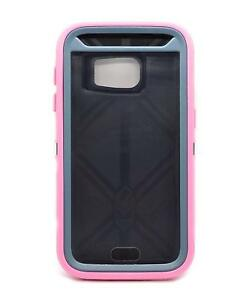 official photos c5358 85323 Details about Otterbox Defender Case Samsung Galaxy S7 (Case Only) (DEEP  BLUE GREY/PINK)