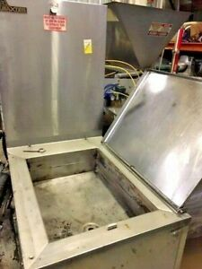 Details About Baxter Sp 155 Fryer Gas Fired Restaurants Food Kitchen Equipment Bakery