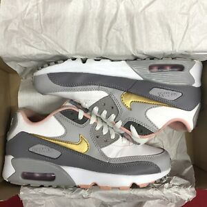 air max 90 leather metallic