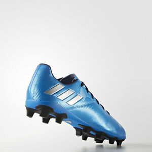 adidas Messi 16.4 FXG Men s Football BOOTS Blue 40 for sale online ... be4688747b2