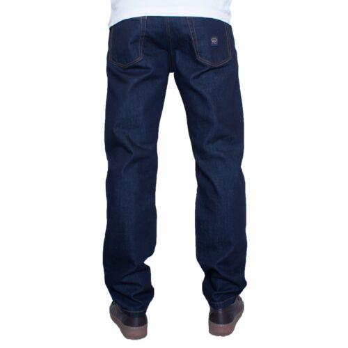 Mens Mens Paul /& Shark Mens Five Pocket Regular Fit Jean Dark Rinse