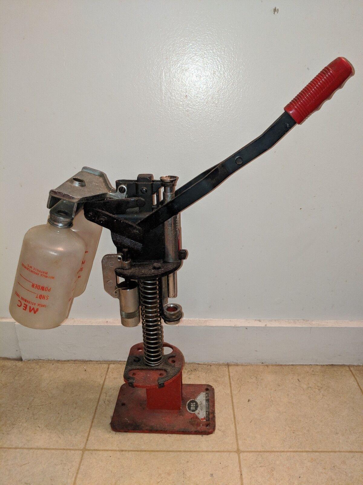 MEC 600 Jr 12 Gauge Shotgun Shell Recargador piezas o reparación de envío gratis