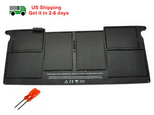 New-A1406-Genuine-Battery-For-MacBook-Air-11-034-for-Model-A1370-2011-A1465-2012