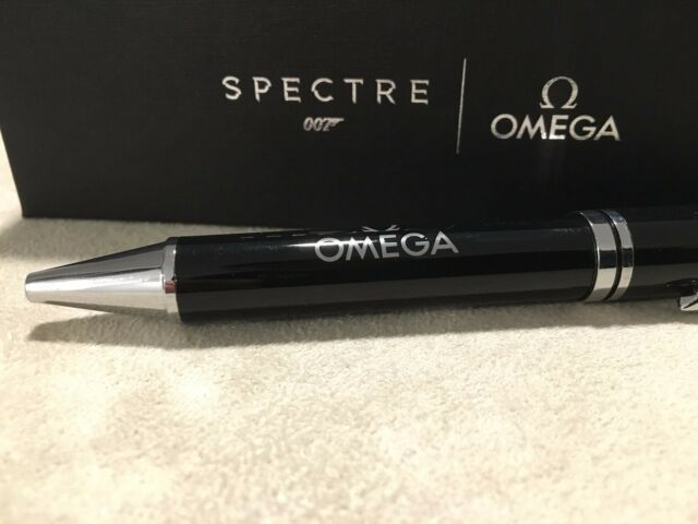 NEW ORIGINAL PEN OMEGA James Bond SPECTRE 007  Swiss Luxury Watch Manufacture