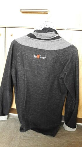 Pull Col V 42 Sweats 40 Pulls 2 L Noir Taille Desigual Sweat Ch le Lot Dentelle SYqt1zxY