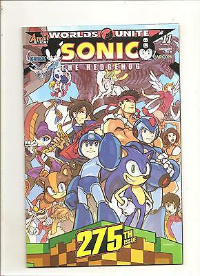 Archie Comics  Sonic The Hedgehog #275   VARIANT 1