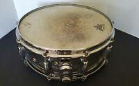 """Vintage Slingerland Snare Drum 14"""" x 6"""" Serial No. 32357"""