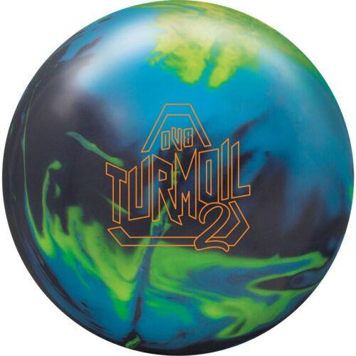 DV8 Turmoil 2 Solid Bowling Ball NIB 1st Quality