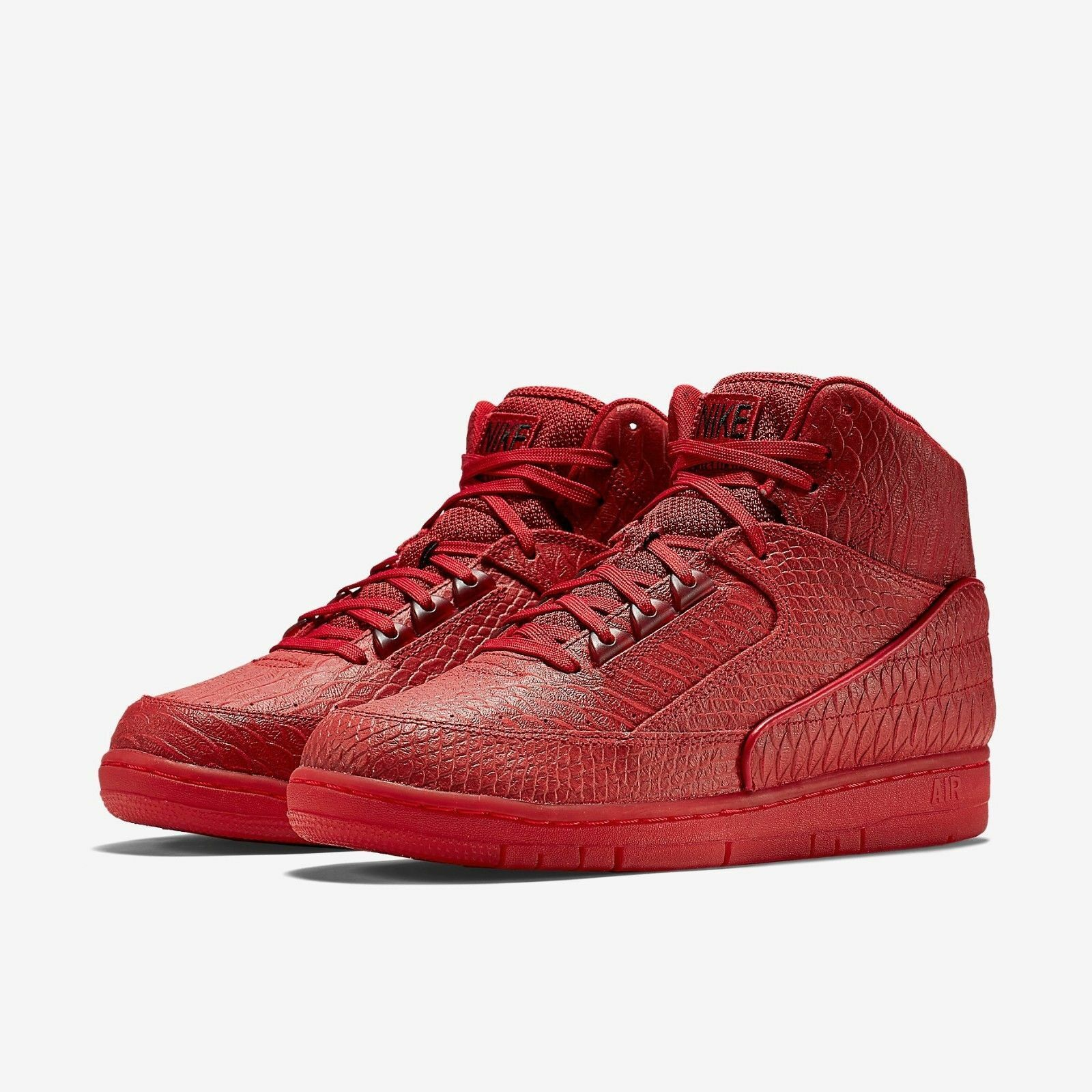 Nike Men's Air Python PRM Red October Size 11 NEW 705066 600 Gym Red