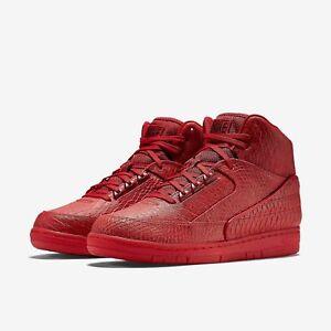 e87c968ab5e2 Nike Men s Air Python PRM Red October Size 11 NEW 705066 600 Gym Red ...