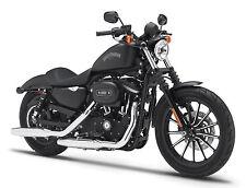2014 Harley Davidson Sportster Iron 883 Motorcycle Model 1/12 by Maisto 32326