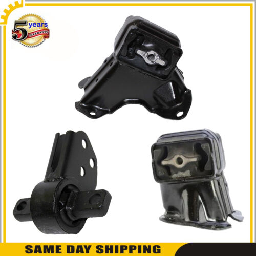 For Set 3pcs Engine Motor Mount 5528 5529 5541 Jeep Commander Grand Cherokee 3.7