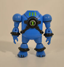 "2010 Blue Haywire NRG 3.5"" Action Figure Ben 10 Ultimate Alien"