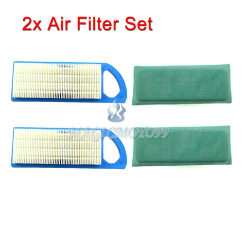 Pre-Filter for Briggs /& Stratton 5077H 5077K John Deere GY20573 2x Air Filter