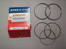 Kawasaki KZ750 Z750 H1-H3 E1-E3 80-82 piston rings +0.5mm 13025-5014 genuine NOS