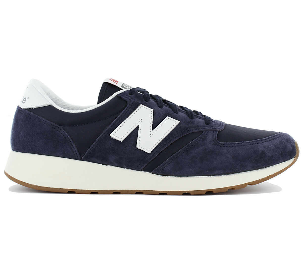 New Balance 420 Sneaker Mens shoes Navy bluee Sneakers Leisure MRL420SQ New