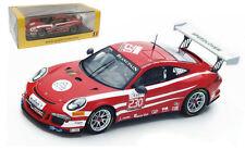 Spark SB134 Porsche 991 GT3 Cup #230 'SpeedLover' 24H of Spa 2016 - 1/43 Scale