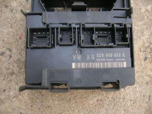 Komfortsteuergeraet-Passat-3C-TeileNr-3C0-0959-433-K