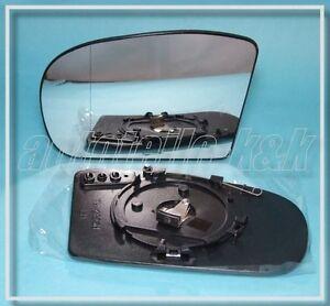 spiegelglas-MERCEDES-Klasse-C-W203-S203-E-W211-S211-links-aussenspiegel-spiegel