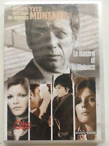 Le-hasard-et-la-violence-DVD-NEUF-SOUS-BLISTER-Yves-Montand