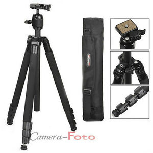 Photo-Studio-Camera-Tripod-Stand-for-Canon-Nikon-DSLR-SLR-WF-6662A-Traveller