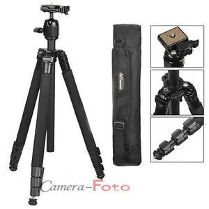 Photo-Studio-Camera-Tripod-Stand-for-Canon-Nikon-DSLR-SLR-WF-6662A-Traveller