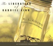 The Liberation of Gabriel King 2005 by Going, K.L. 0307245535 . EXLIBRARY