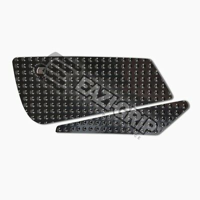 R/&G Black Tank Traction Grips for Ducati 848,1098,1198 /& 848//1098 Streetfighter