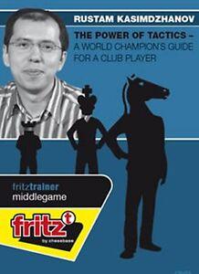 ChessBase-Kasimdzhanov-Power-of-Tactics-A-World-Champion-039-s-Guide-for-Club-Player