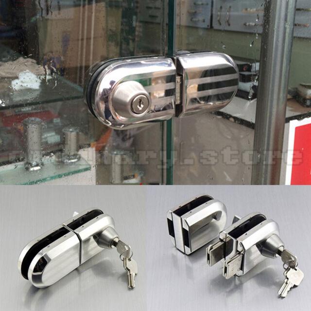 Double Swing Gl Door Stainless Steel