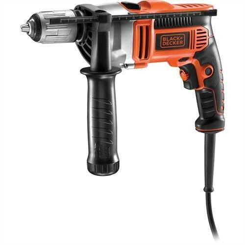 BLACK+DECKER KR554CRESK Corded Drill 550 W
