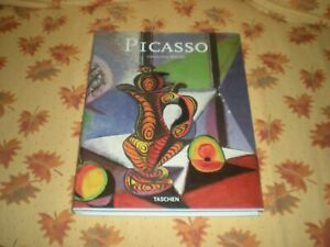 PICASSO-EDITIONS-TASCHEN-1998-CARSTEN-PETER-WARNCKE-GRAND-FORMAT-240-PAGES
