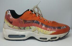 White 10 Dave Ebay Max 872640 95 Orange Size Fox Air Nike Dw 600 qA4TTw