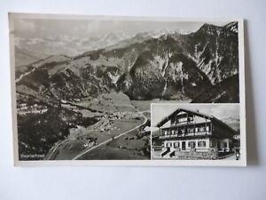 Ansichtskarte-Bayrichzell-Hotel-Alpenhof-Nr-701