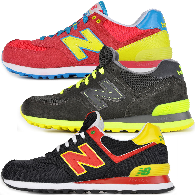 New Balance ML574PBK WL574BFW ML574PBK Balance ML574KNR Laufschuh Running Lifestyle aed8da