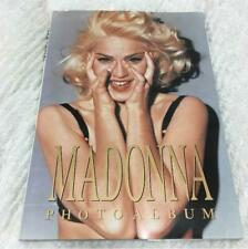 MADONNA PHOTO ALBUM Like Virgin 1985 ~ Truth or Dare 1991 Book Japan Japanese