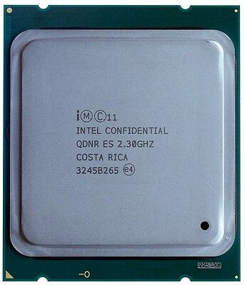 Intel Xeon QDNR ES of E5-2670V2 10C/20HT 2.3Ghz 3.1Ghz/Turbo 25M/L3 LGA2011 V2