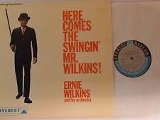 Ernie Wilkins - Here Comes The Swingin' Mr. Wilkins!- LP 1986 Re Issue