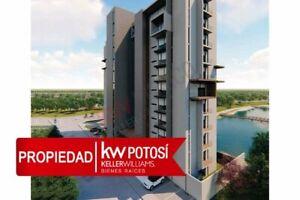 Loft doble altura con vista al lago en Fracc. ALTOLAGO. PREVENTA $2,730,965.00