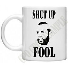 Mr T BA Baracas The A Team TV Movie Memorabilia Novelty Tea Coffee Mug Cup