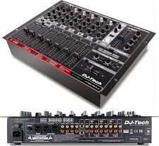 Dj Tech DX3000USB Professional 7-channel Dj Mixer W/ Deckadance Le Dj Software