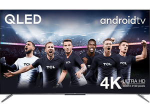"""TV QLED 50"""" - TCL 50C715, 4K UHD, AndroidTV"""