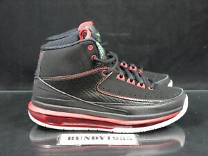 2af38761fd59 472605 005 Nike Air Jordan 2.0 Black Green Red GS SZ 4.5 Women s SZ ...
