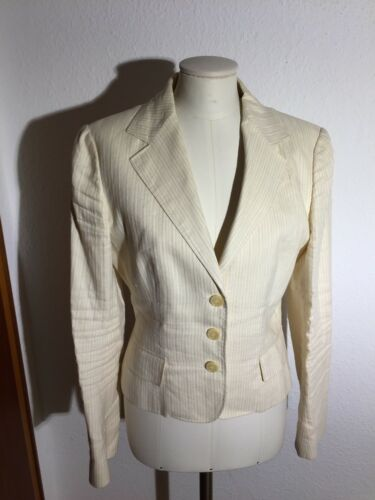 Gr Clair Beige 36 Gabbana Np Neutre 38 Luxus Blazer 499 Dolce xYE4Y