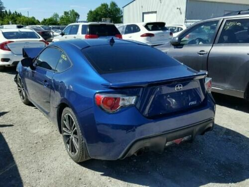2013-2016 SCION FRS RIGHT PASSENGER SIDE ROOF CURTAIN AIRBAG