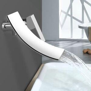 Armatur Bad wasserhahn badewanne waschtischarmatur wandhalterung bad wasserfall