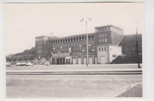 (F23749) Orig. Foto Leipzig, Sportforum, Hauptgebäude 1960er
