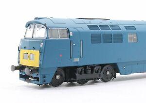 Dapol-4D-003-016-OO-Gauge-Class-52-Diesel-Hydraulic-loco-039-Western-Duke-039-Blue